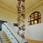 Ground chandelier 5